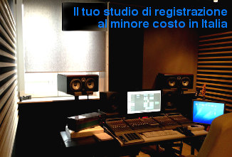 Progettazione acustica studio di registrazione - Studio di registrazione casalingo ...